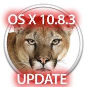 osx 10.8.3 update