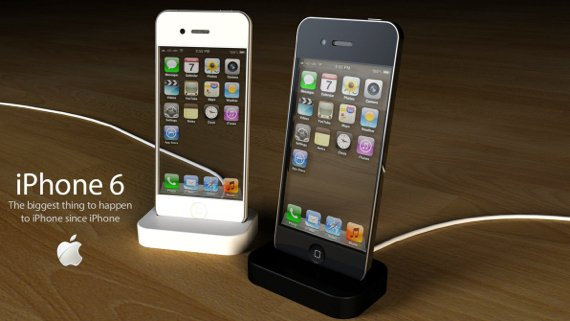 iphone 6 mit transparentem display. Black Bedroom Furniture Sets. Home Design Ideas