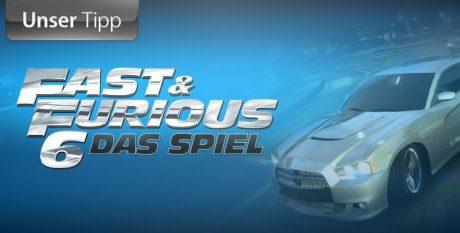 Fast & Furious 6, Gangstar Rio & N.O.V.A. 3 KOSTENLOS für iPhone & iPad - DOWNLOAD NOW! 6