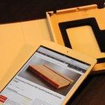 germanmade. g.2 iPad mini Hülle: Qualität handmade in Germany PUNKT! 2