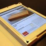germanmade. g.2 iPad mini Hülle: Qualität handmade in Germany PUNKT! 3