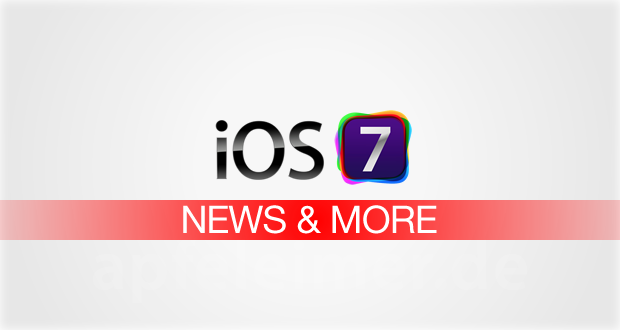 Apple iOS 7 im Flat Design & neue Icons? 11