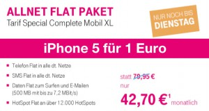 telekom iphone 5 aktion