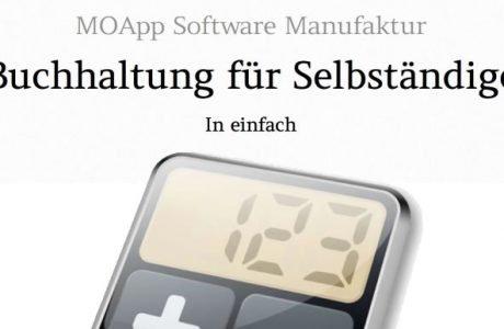 MOApp: Umsatz-Programm Mac Finanzbuchhaltung & Buchhaltung für Selbstständige in einfach kostenlos!  8