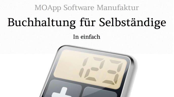 MOApp: Umsatz-Programm Mac Finanzbuchhaltung & Buchhaltung für Selbstständige in einfach kostenlos!  3