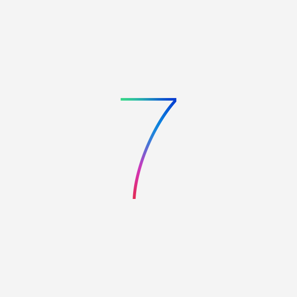 Download Minimal iOS 7 Wallpaper Pack für iPhone 5, iPhone 4S & 4, 3GS, iPad & iPad mini  5