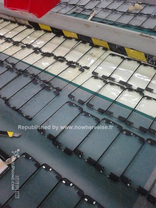 Erste Bilder: iPhone 5S in Produktion? 7