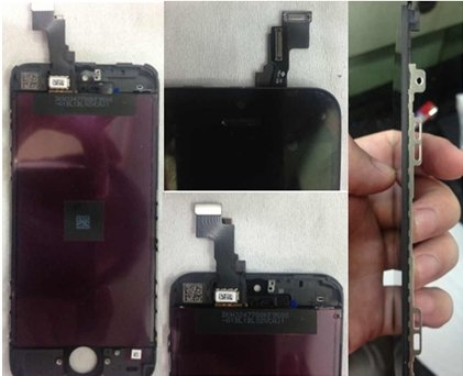iPhone 5S in Produktion: Display & Logic Board geleakt apfeleimer20130618 60229