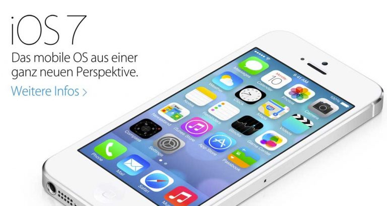 Iphone 5 kennenlernen