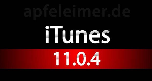 Update: Apple stellt iTunes 11.0.4 Download bereit 1