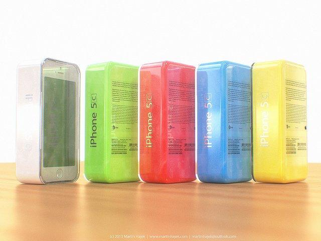 Farbenfrohe iPhone 5C Boxen! 4