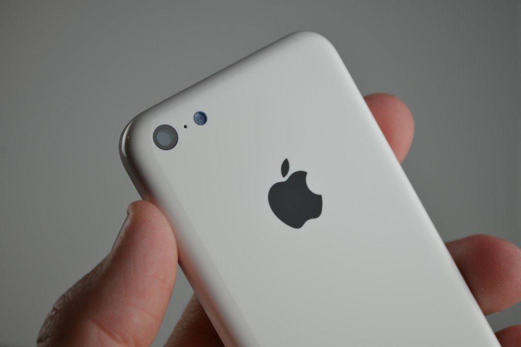 Echte Bilder: iPhone 5C Plastik Gehäuse  3