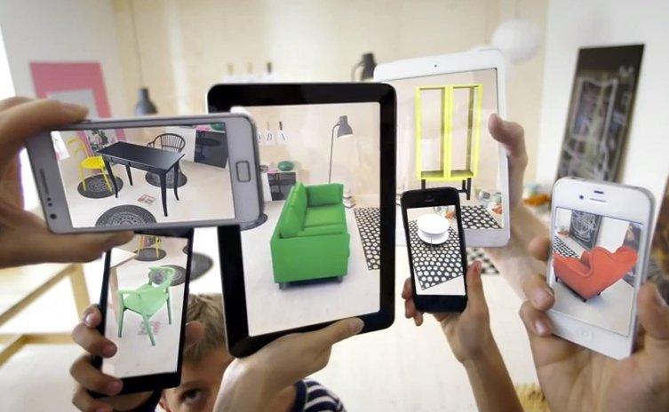IKEA 2014 Katalog mit Augmented Reality IKEA App! 1