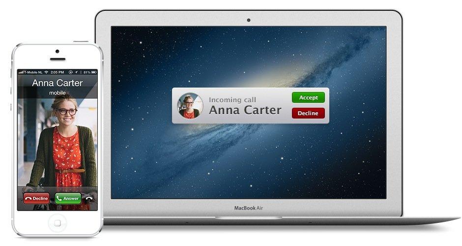 Dialogue: Telefonieren & Anrufe aufnehmen mit dem Mac über iPhone & Android 1