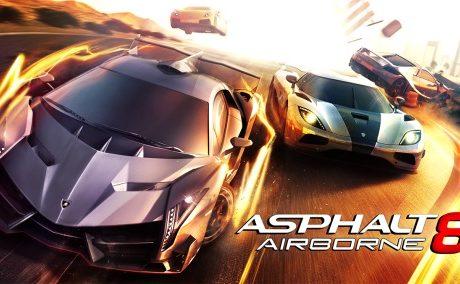 Asphalt 8 Airborne ist DA! Download für iPhone & iPad! 4