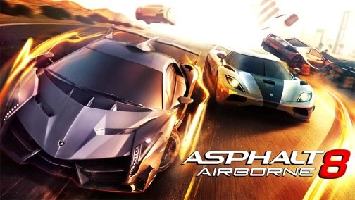 Asphalt 8 Airborne ist DA! Download für iPhone & iPad! 1
