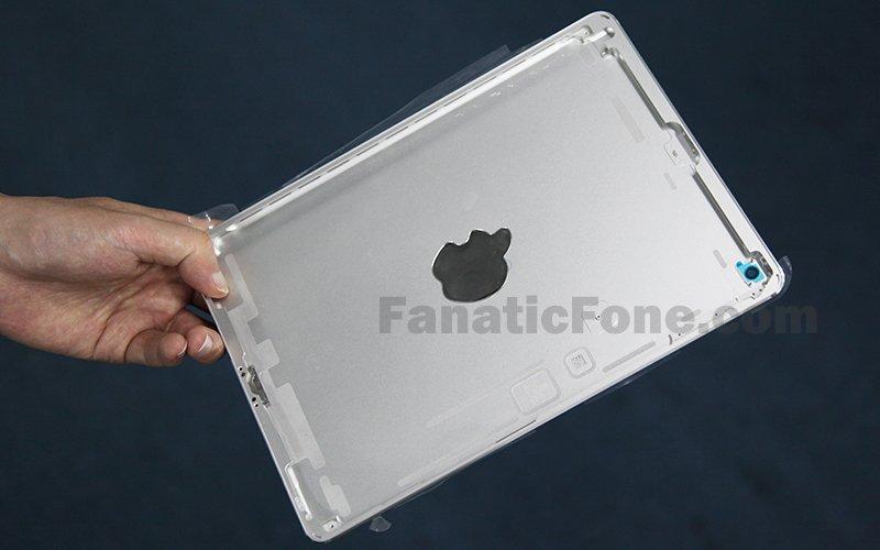 Foto der iPad 5 Rückseite lässt auf iPad mini Design hoffen (Leak) 5