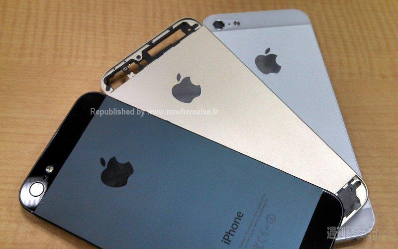 Silber & Gold: Neue iPhone 5S Bilder! 8