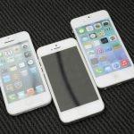iPhone 5C & iPhone 5S Mockups 2