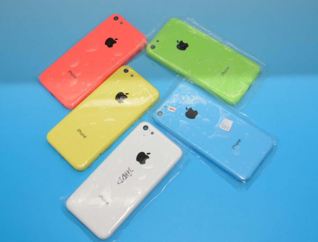 iphone 5c color