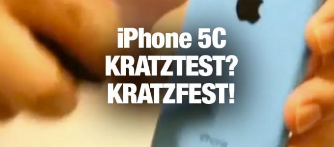 iphone-5c-kratztest-kratzfest