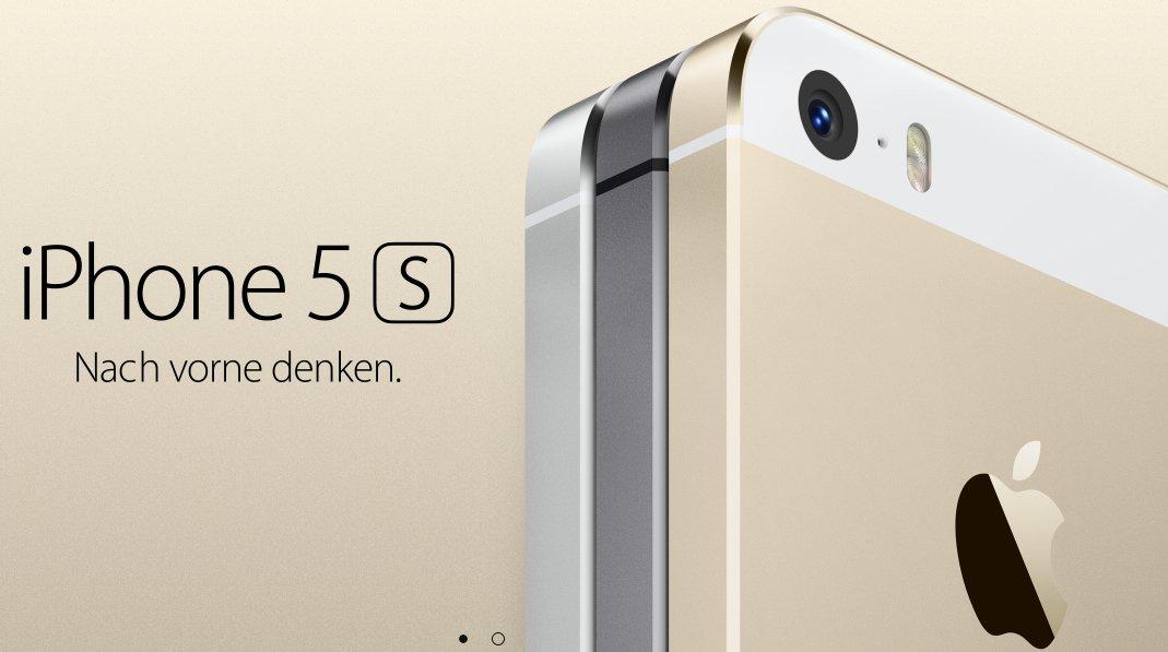 iPhone 5s für Selbstständige & Geschäftskunden 1