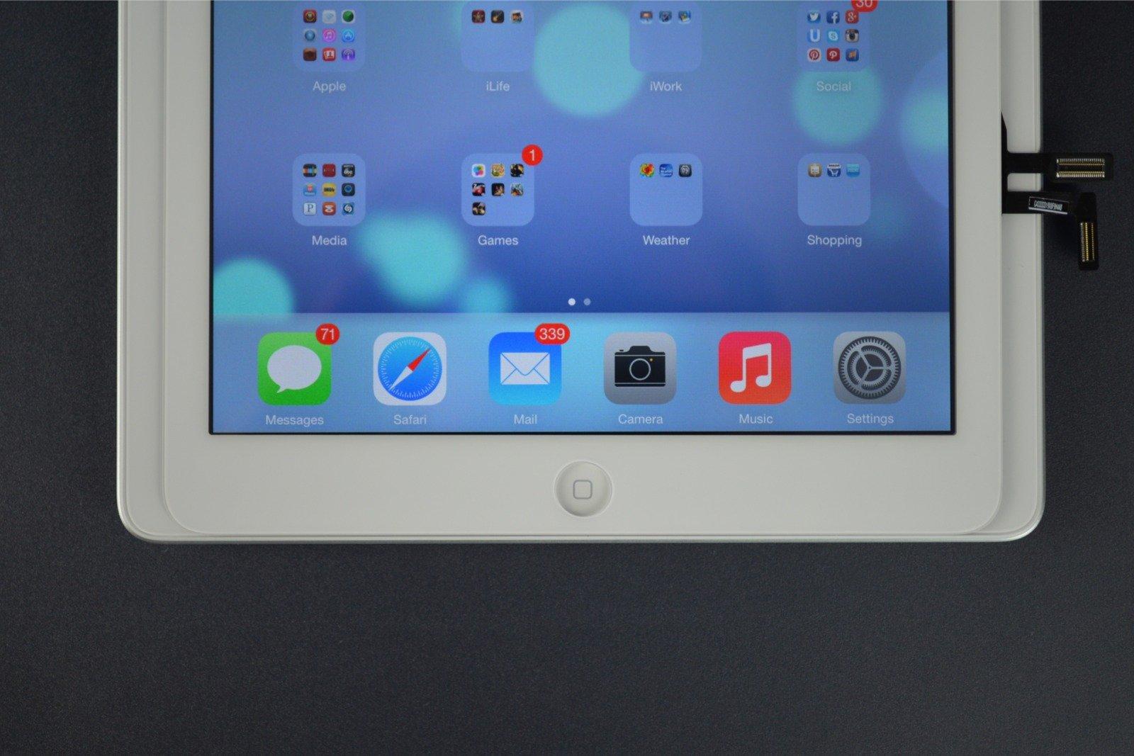 iPad: Splitscreen-Multitasking in Arbeit 3