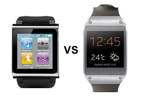 Samsung Galaxy Gear? Apple hatte 2010 bereits eine bessere Smartwatch veröffentlicht! 9