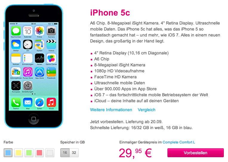 Iphone C Vertrag Telekom