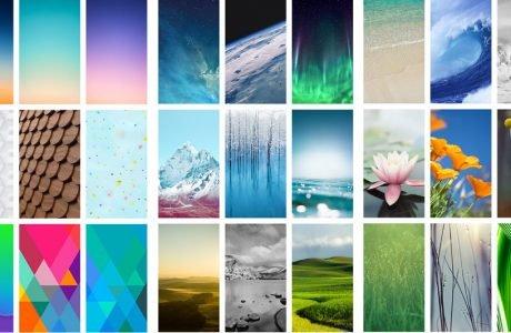 Download iOS 7 GM Wallpaper Pack! 1