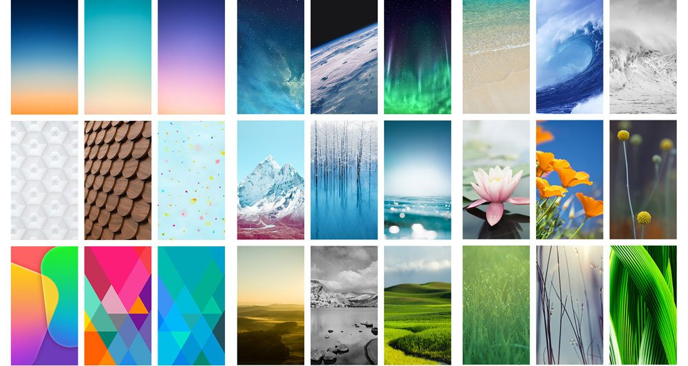 Download iOS 7 GM Wallpaper Pack! 1