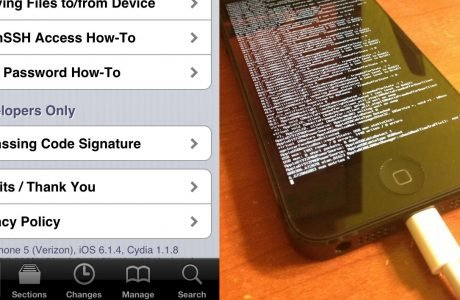 Apple iOS 10: iH8sn0w zeigt Jailbreak 6