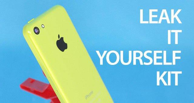 Sonny Dicksons letzter iPhone Leak & Leak it Yourself Kit für iPhone 6! 2