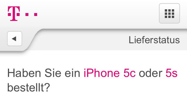 Lieferstatus Telekom Iphone X