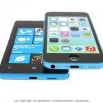 iPhone 5c vs. Nokia Lumia 820 7