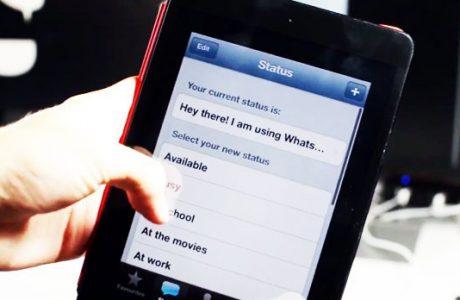 WhatsApp auf iPad installieren