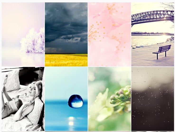iPhone & iPad Parallax Wallpaper / Hintergrundbilder für iOS 7 (Linktipp) 7
