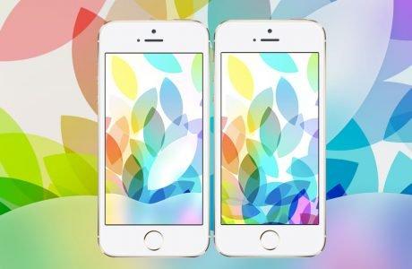 iPad Event 2013: iOS 7 Hintergrundbilder & Wallpaper für iPhone & iPad 10