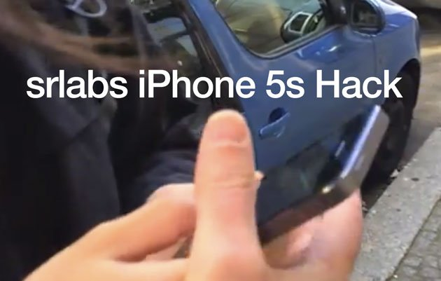 iPhone 5s Hack: mit Touch ID, Flugmodus, iCloud Übernahme 6