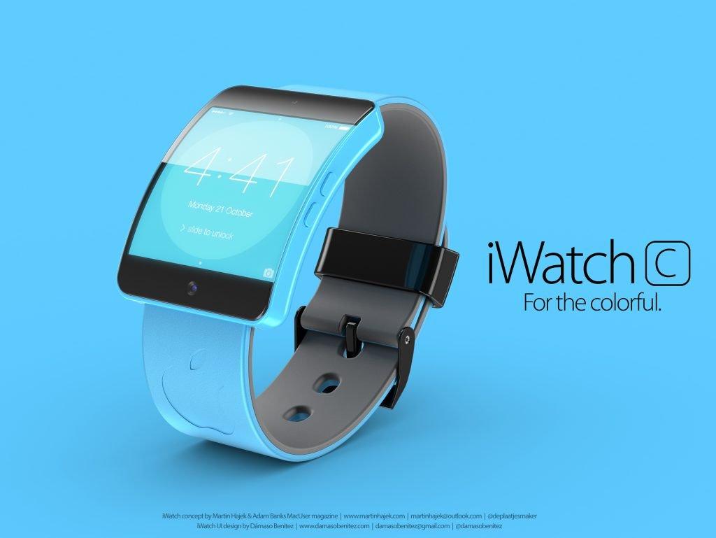 Apple iWatch mit OLED von LG, Biosensoren für Puls..