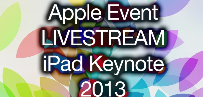 Livestream link apple ipad 5 keynote live stream video auf appletv