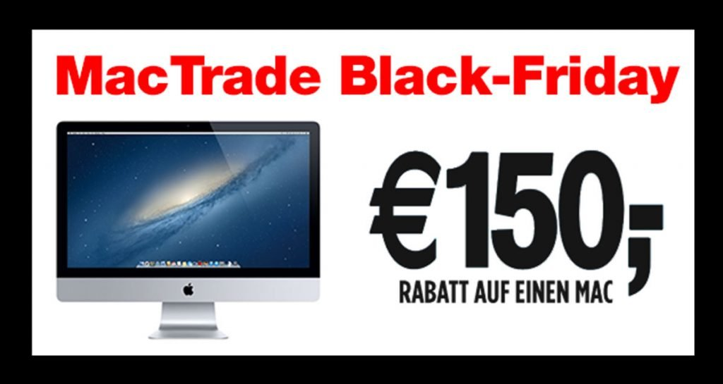 mactrade apple imac mac pro macbook pro air billiger. Black Bedroom Furniture Sets. Home Design Ideas