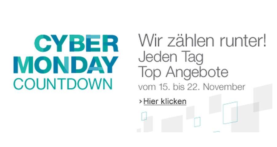 Amazon Kindle kostenlos & Amazon Cyber Monday Countdown! 8