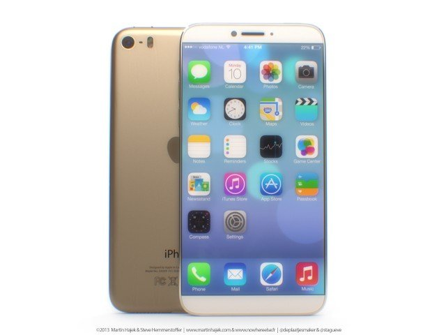 iphone 6 air gold hauchd nn ohne touch id homebutton. Black Bedroom Furniture Sets. Home Design Ideas