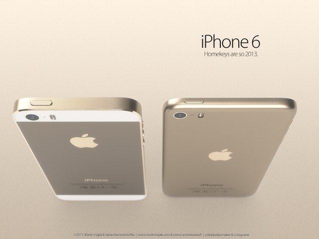 iphone 6 air gold hauchd nn ohne touch id homebutton. Black Bedroom Furniture Sets. Home Design Ideas