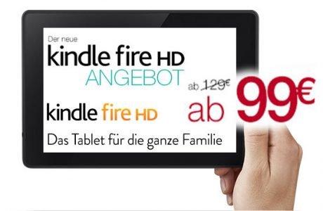 Kindle billiger: der neue Kindle Fire HD für 99 Euro! 6