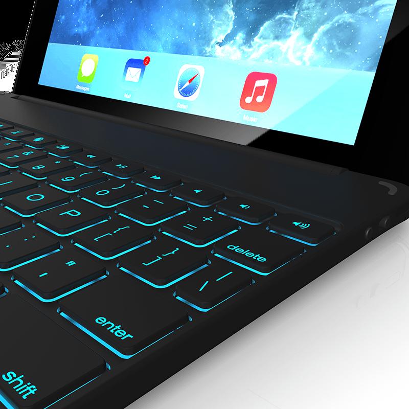 ZAGG: ZAGGkeys iPad Air / Retina iPad mini 2 Tastatur & Keyboard Cover im Test! 1