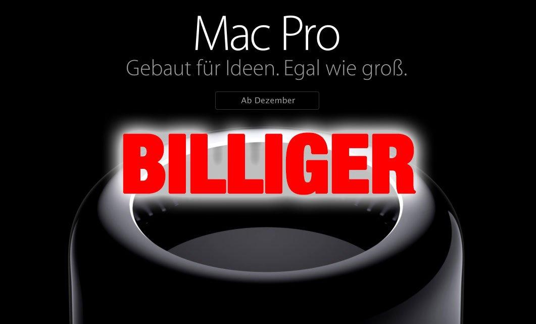 Mac Pro 2013 billiger: Rabattaktion funktioniert & Mac Pro Unboxing! 1
