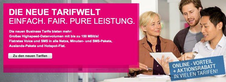 Business Tarife: Telekom Complete Comfort Business für Selbstständige & Geschäftskunden 1