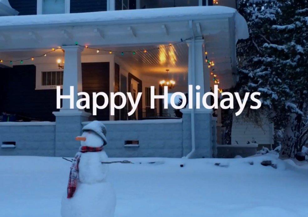 apple iphone 5s weihnachtsvideo misunderstood. Black Bedroom Furniture Sets. Home Design Ideas